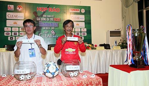 """8 đội U21 sẵn sàng """"chơi tới bến"""" tranh Cup Clear Men 2015 - 3"""