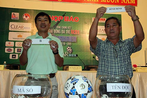 """8 đội U21 sẵn sàng """"chơi tới bến"""" tranh Cup Clear Men 2015 - 4"""