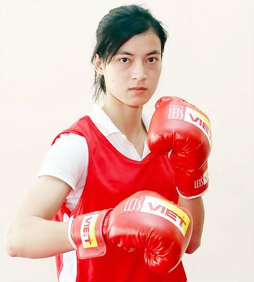 10 nữ VĐV sắc nước hương trời của làng thể thao Việt - 2
