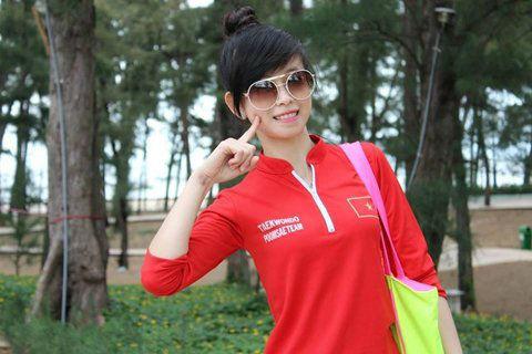 10 nữ VĐV sắc nước hương trời của làng thể thao Việt - 4