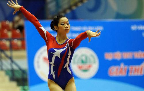 10 nữ VĐV sắc nước hương trời của làng thể thao Việt - 6