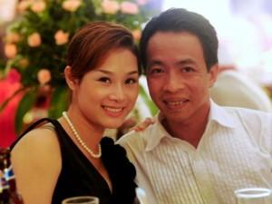 Phim - Những cô vợ xinh như hoa của sao Việt xấu trai
