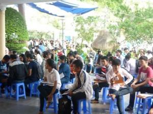 Nhiều thí sinh ĐH Đà Nẵng trúng tuyển rồi lại... rớt