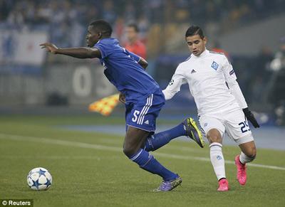 Chi tiết Dynamo Kyiv - Chelsea: Bế tắc và bất lực (KT) - 4