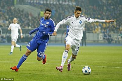 Chi tiết Dynamo Kyiv - Chelsea: Bế tắc và bất lực (KT) - 5