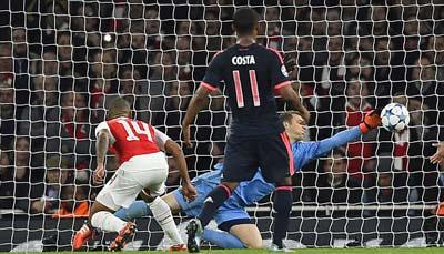 Chi tiết Arsenal – Bayern: Ấn định chiến thắng (KT) - 4