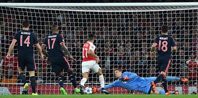 Chi tiết Arsenal – Bayern: Ấn định chiến thắng (KT) - 3
