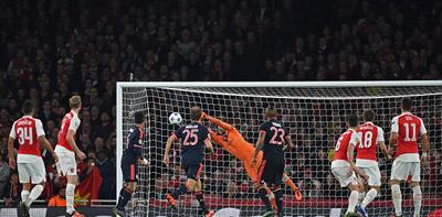 Chi tiết Arsenal – Bayern: Ấn định chiến thắng (KT) - 5