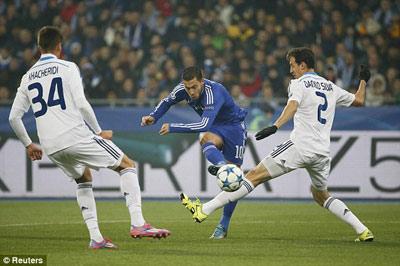 Chi tiết Dynamo Kyiv - Chelsea: Bế tắc và bất lực (KT) - 8