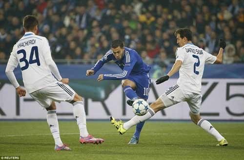 Dynamo Kyiv - Chelsea: Vận may ngoảnh mặt - 3