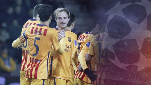 """Đỉnh cao: Barca khiến đối thủ """"tâm phục khẩu phục"""" - 1"""
