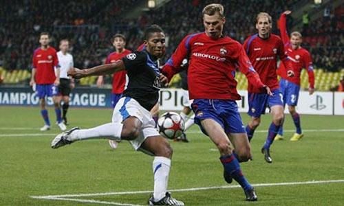 """CSKA Moscow – MU: """"Đạp tuyết"""" trước derby - 2"""