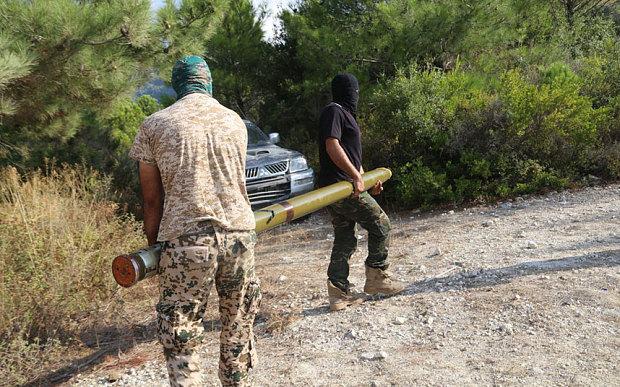 Ba công dân Nga bị giết tại Syria - 1