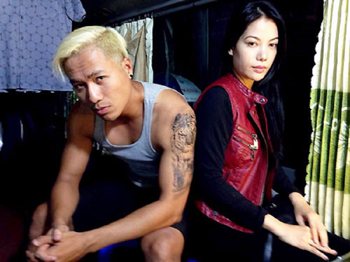 """Những lần """"chạm ngõ"""" điện ảnh của người mẫu Quang Hòa - 2"""