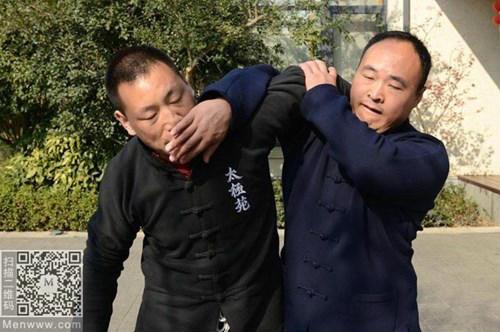 Tiết lộ về cao thủ Thái Cực Quyền bảo vệ tỷ phú Jack Ma - 2