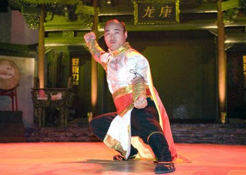 Tiết lộ về cao thủ Thái Cực Quyền bảo vệ tỷ phú Jack Ma - 4