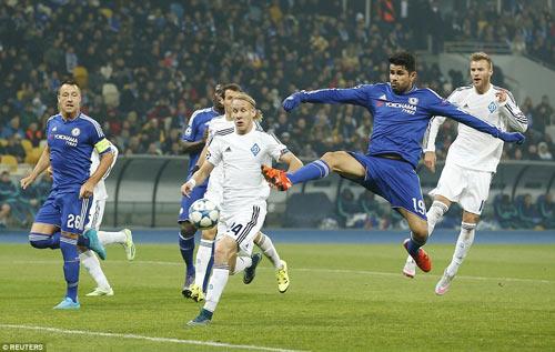 Chelsea: Mourinho, hãy thôi phàn nàn! - 2
