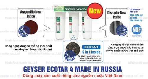 Chọn máy lọc nước nano Geyser phù hợp với nguồn nước Việt Nam - 1