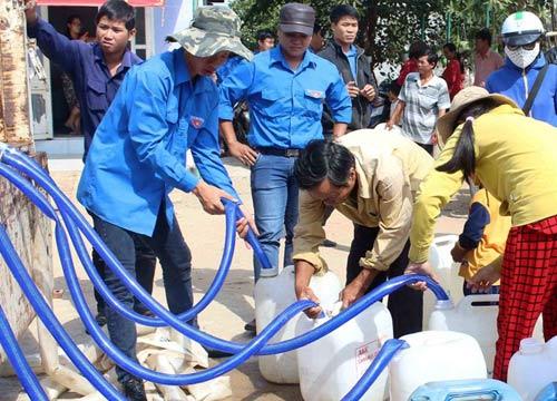 Cuối tuần, 15 quận tại TP.HCM bị cúp nước trong 8 giờ - 1