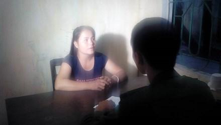 Bắt mẹ mìn dụ dỗ bé 14 tuổi bán sang Trung Quốc - 1