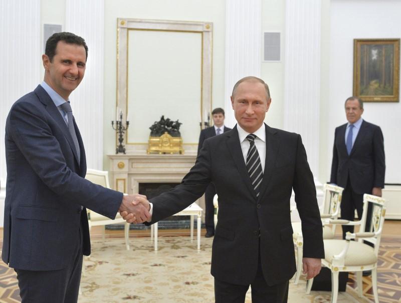 Assad bất ngờ bay tới Moscow gặp Putin: Nhiều hơn một lời cảm ơn - 1