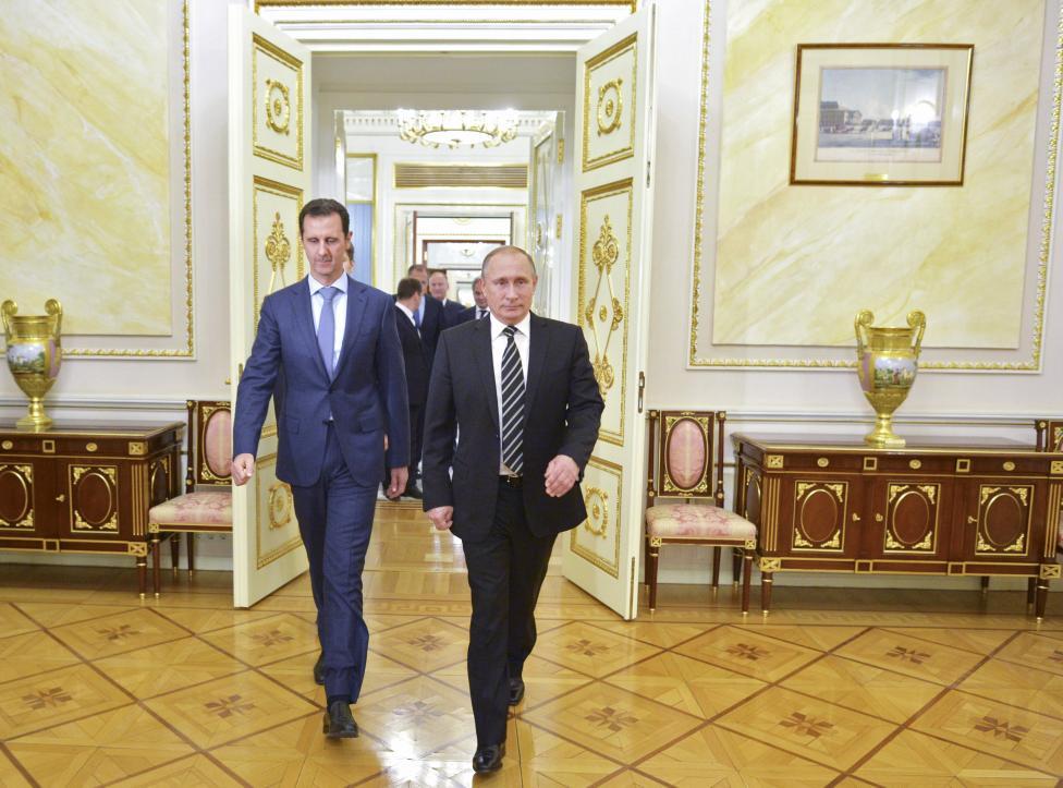 Assad bất ngờ bay tới Moscow gặp Putin: Nhiều hơn một lời cảm ơn - 2
