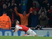 """Bóng đá - Giroud thừa nhận ghi bàn bằng """"bàn tay định mệnh"""""""