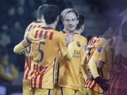 """Bóng đá - Đỉnh cao: Barca khiến đối thủ """"tâm phục khẩu phục"""""""
