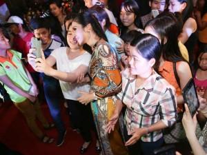 Phim - Việt Trinh bị lộ bí mật từng hẹn hò với Đức Hải