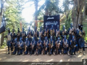 """Thế giới - Afghanistan: IS tung ảnh """"học viên"""" tốt nghiệp khóa đầu tiên"""