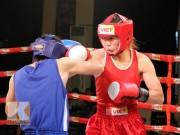 Thể thao - Con gái tập võ: Hy sinh sắc đẹp đổi vinh quang