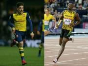 Bóng đá - Fan Arsenal muốn xem Bellerin đọ sức với Usain Bolt