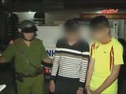 Video An ninh - Nam sinh lớp 10 cả gan trộm xe trong đồn công an