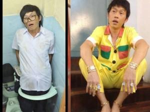 """Ca nhạc - MTV - 17 hình ảnh sao Việt chọc fan cười """"rách mép"""""""