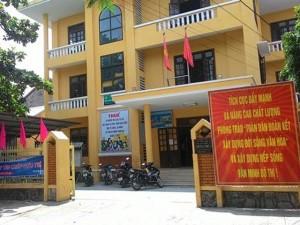 An ninh Xã hội - Phó bí thư phường lừa chạy việc, chiếm đoạt hàng trăm triệu