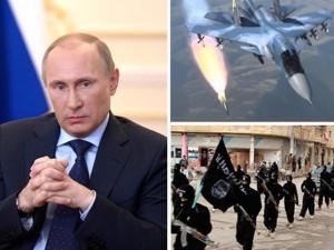 Điểm nóng - Người Nga nói gì về quyết định tham chiến tại Syria của TT Putin?