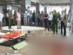 Tin tức trong ngày - Rơi từ tầng 9 xuống đất, nam công nhân tử vong