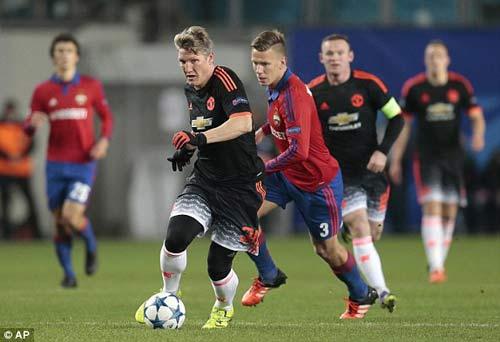 CSKA – MU: Tội và công của số 9 - 1