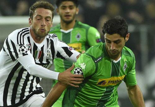 Juventus – M'gladbach: Nỗ lực bất thành - 1