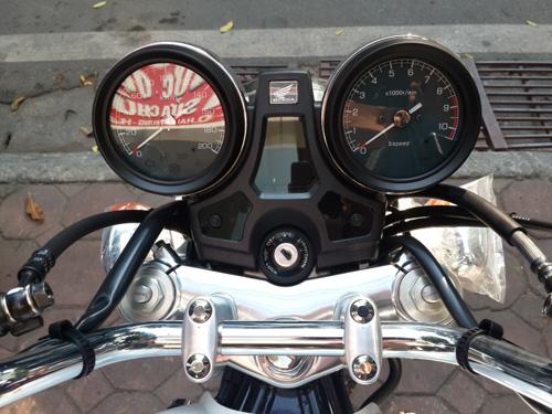"""Hàng """"độc"""" Honda CB1100 EX 2015 ồ ạt vào Việt Nam - 6"""