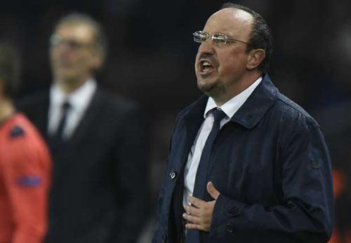 """Chia điểm, cả Blanc và Benitez cùng """"mãn nguyện"""" - 1"""