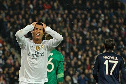 """PSG - Real Madrid: Hình hài """"vua đấu cúp"""" - 2"""