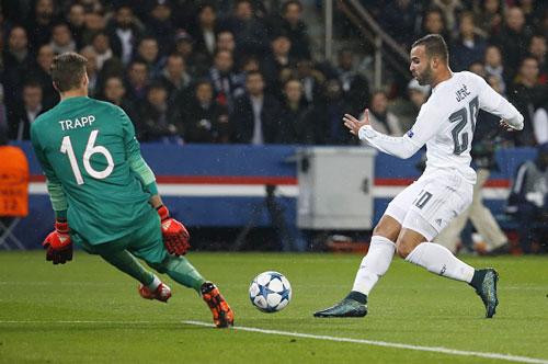 """PSG - Real Madrid: Hình hài """"vua đấu cúp"""" - 1"""