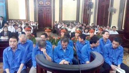 'Đại án' nghìn tỷ: 11 bị cáo hầu tòa - 1
