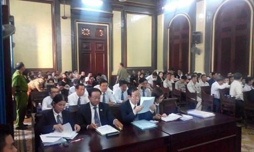'Đại án' nghìn tỷ: 11 bị cáo hầu tòa - 3