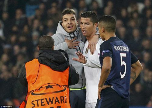 """PSG & Real """"đánh cắp"""" ánh sáng của kinh đô Paris - 3"""