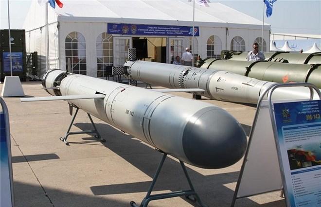 """Nga đang tổ chức """"triển lãm vũ khí"""" ở Syria - 1"""
