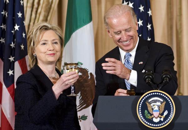 Joe Biden tuyên bố không tranh cử, Hillary trút được gánh nặng - 2