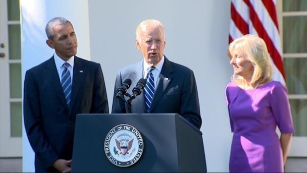Joe Biden tuyên bố không tranh cử, Hillary trút được gánh nặng - 1
