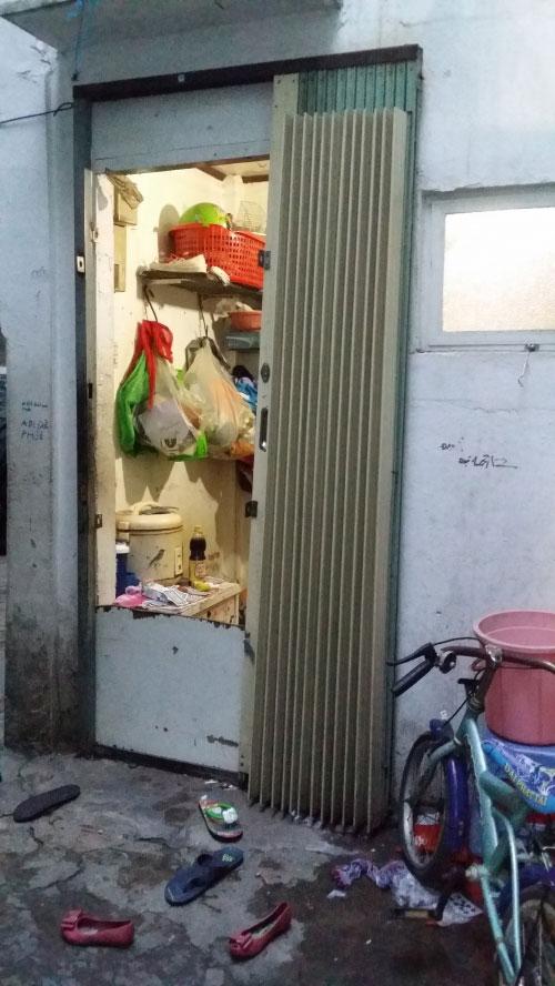 Căn nhà 2,4m2 của 7 mẹ con giữa lòng Sài Gòn - 1